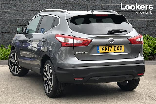 Used QASHQAI NISSAN 1 5 Dci Tekna 5Dr 2017 | Lookers
