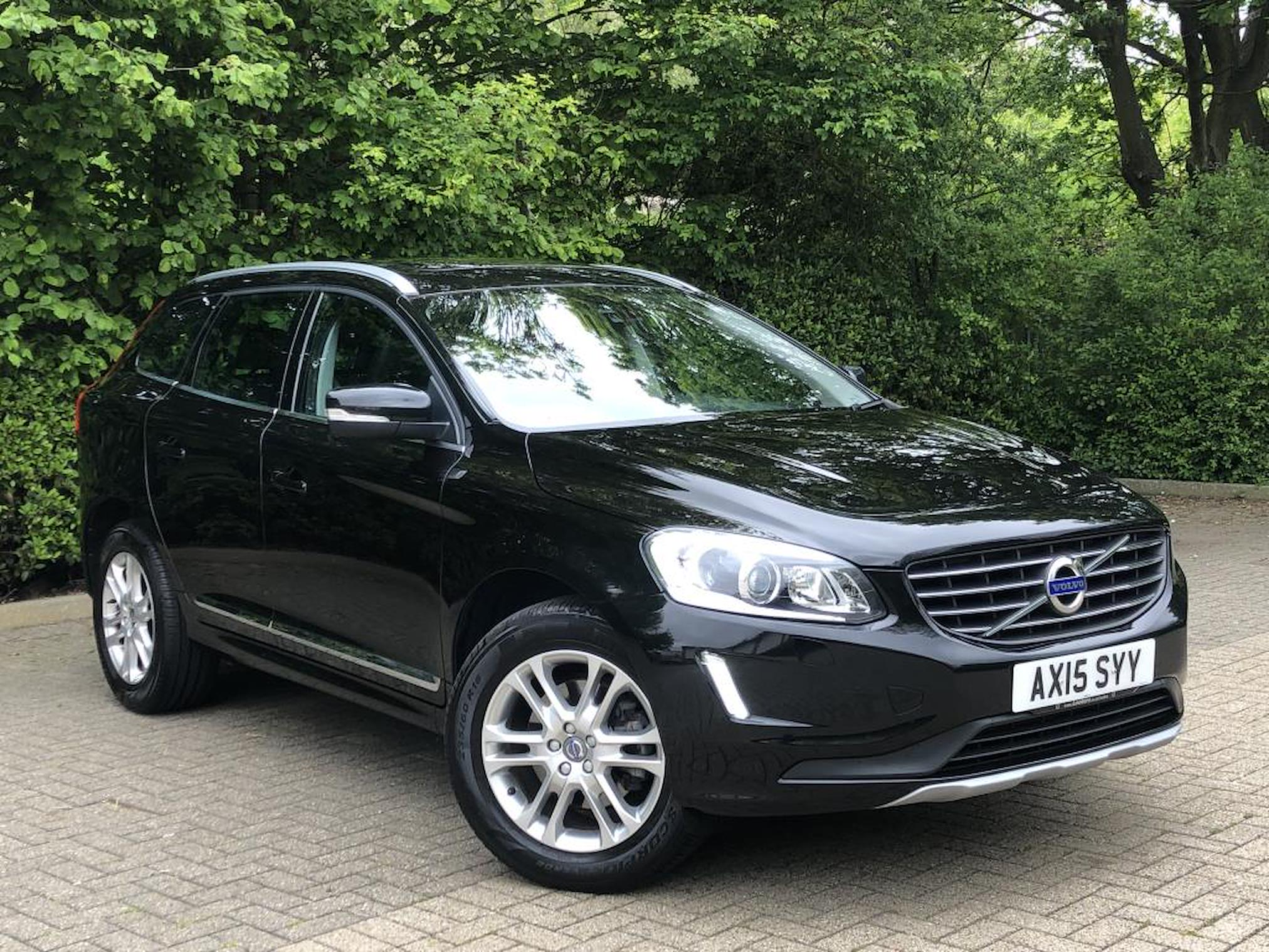 Used XC60 VOLVO D4 [190] Se Lux Nav 5Dr 2016 | Lookers