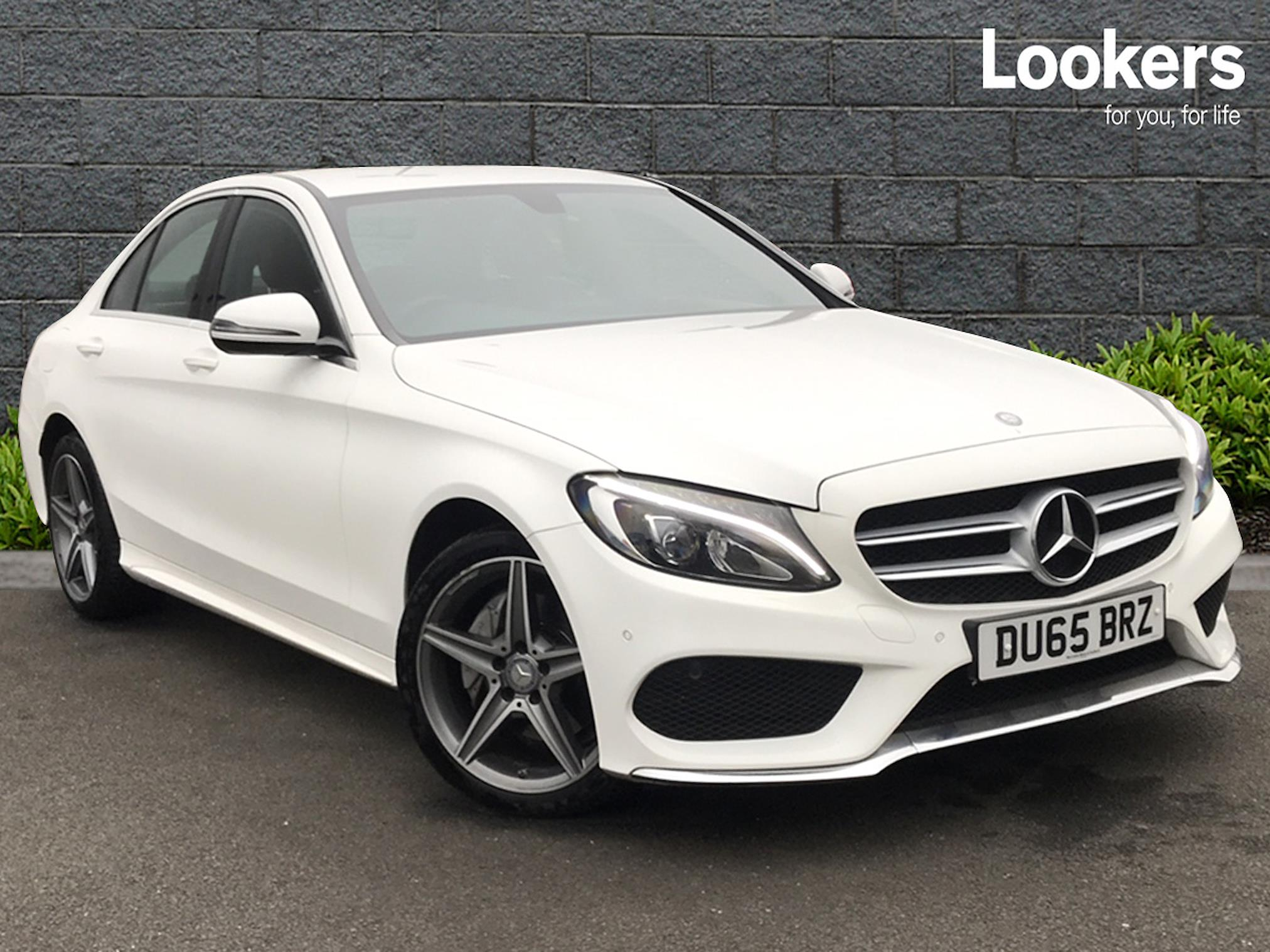 Used C CLASS MERCEDES-BENZ C200 AMG Line 4dr Auto 2015 ...