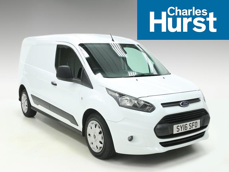 Used TRANSIT CONNECT FORD 1 6 Tdci 95Ps Trend Van 2015 | Lookers