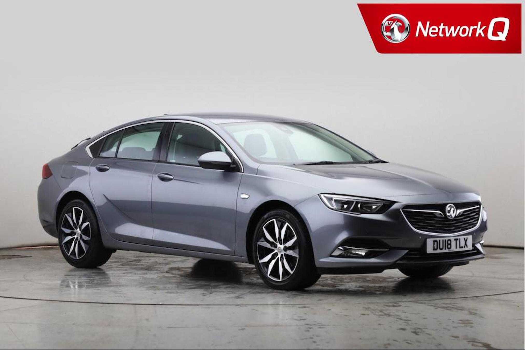 Used INSIGNIA VAUXHALL 2 0 Turbo D Tech Line Nav 5Dr 2018 | Lookers
