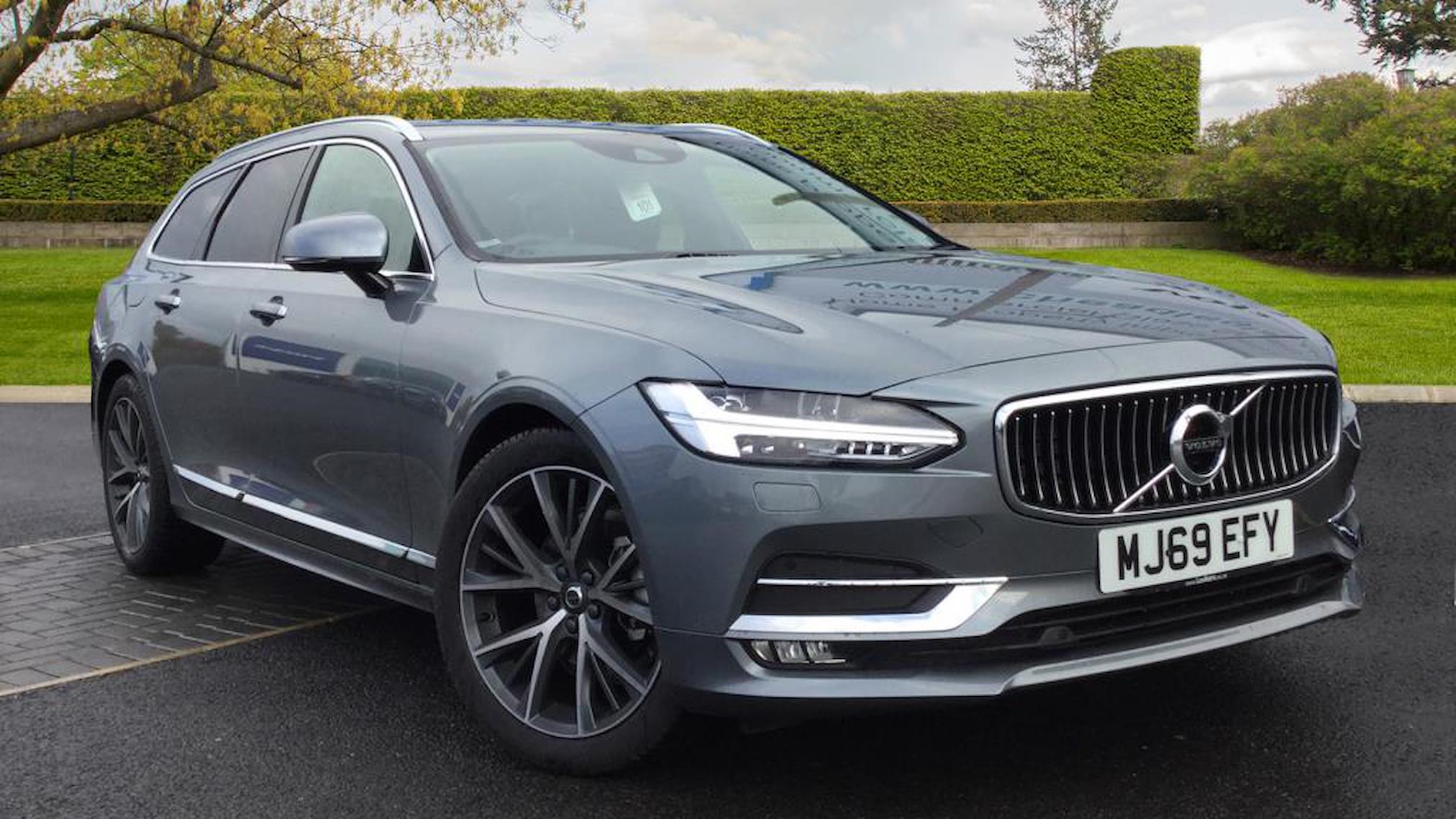 2020 Volvo V90 Specification New Concept