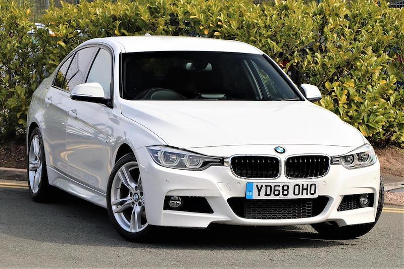 Used 3 SERIES BMW 320D M Sport Saloon 2018 | Lookers