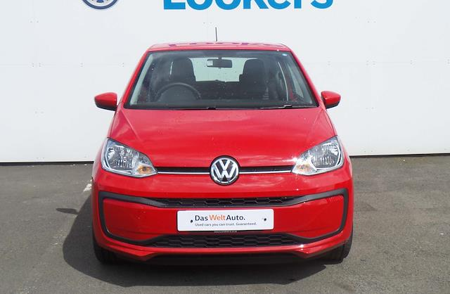 Used UP VOLKSWAGEN 1 0 Move Up 3Dr 2017 | Lookers