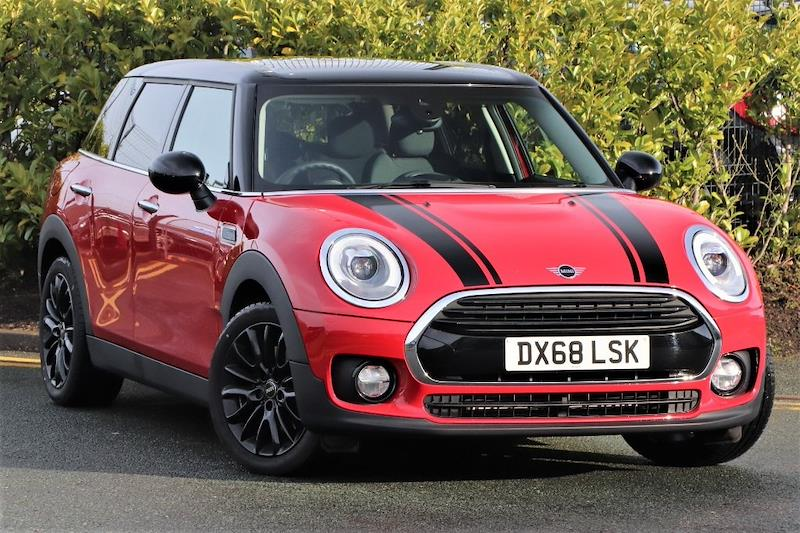 Nearly New Clubman Mini Clubman Cooper D 2018 Lookers