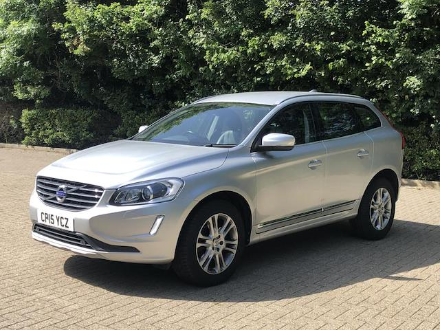 Used XC60 VOLVO D4 [190] Se Lux Nav 5Dr Geartronic 2016 | Lookers