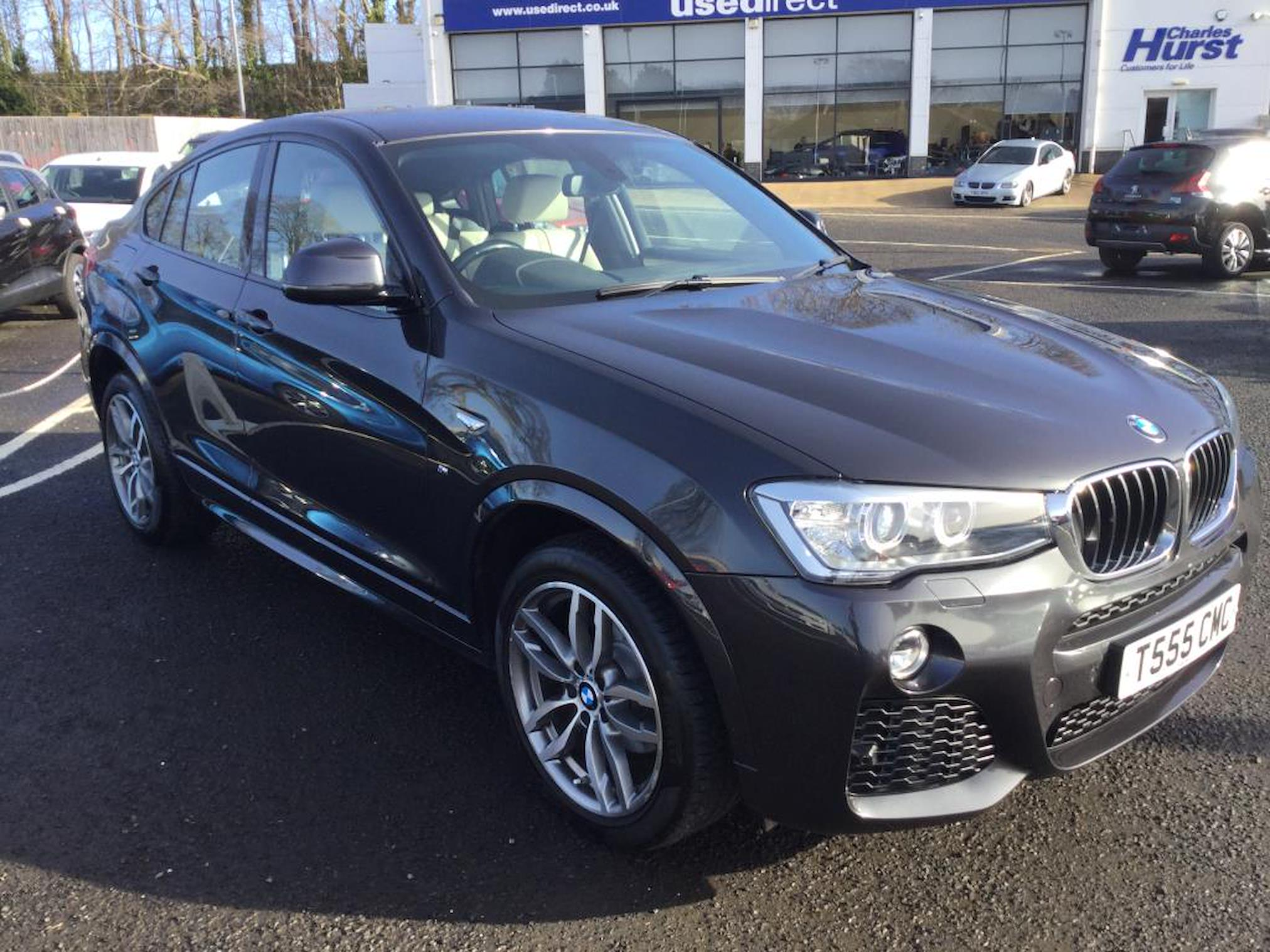 Used X4 BMW Xdrive20D M Sport 5Dr Step Auto 2014 | Lookers