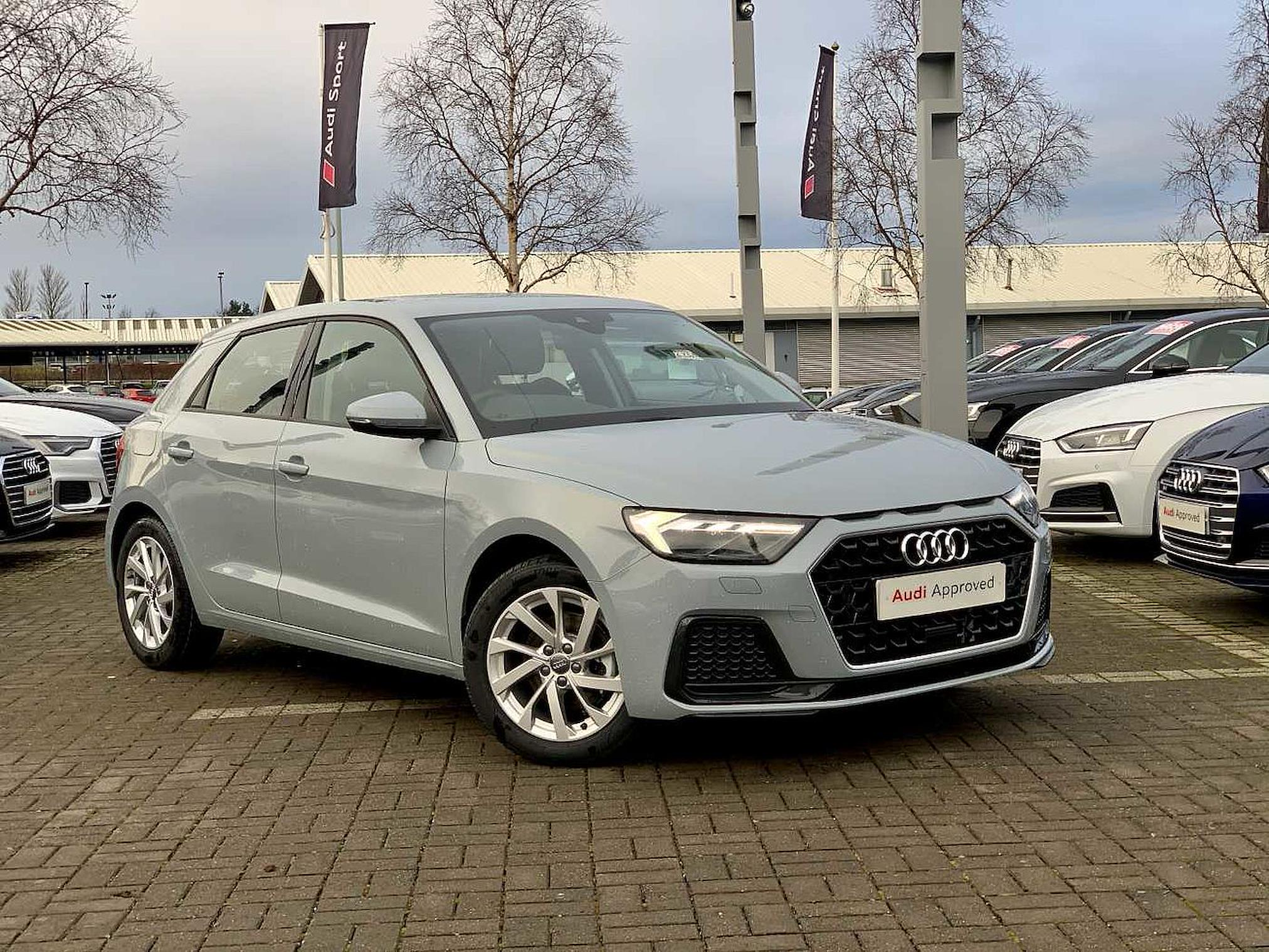 Nearly New A1 Audi 30 Tfsi Sport 5dr 2019 Lookers