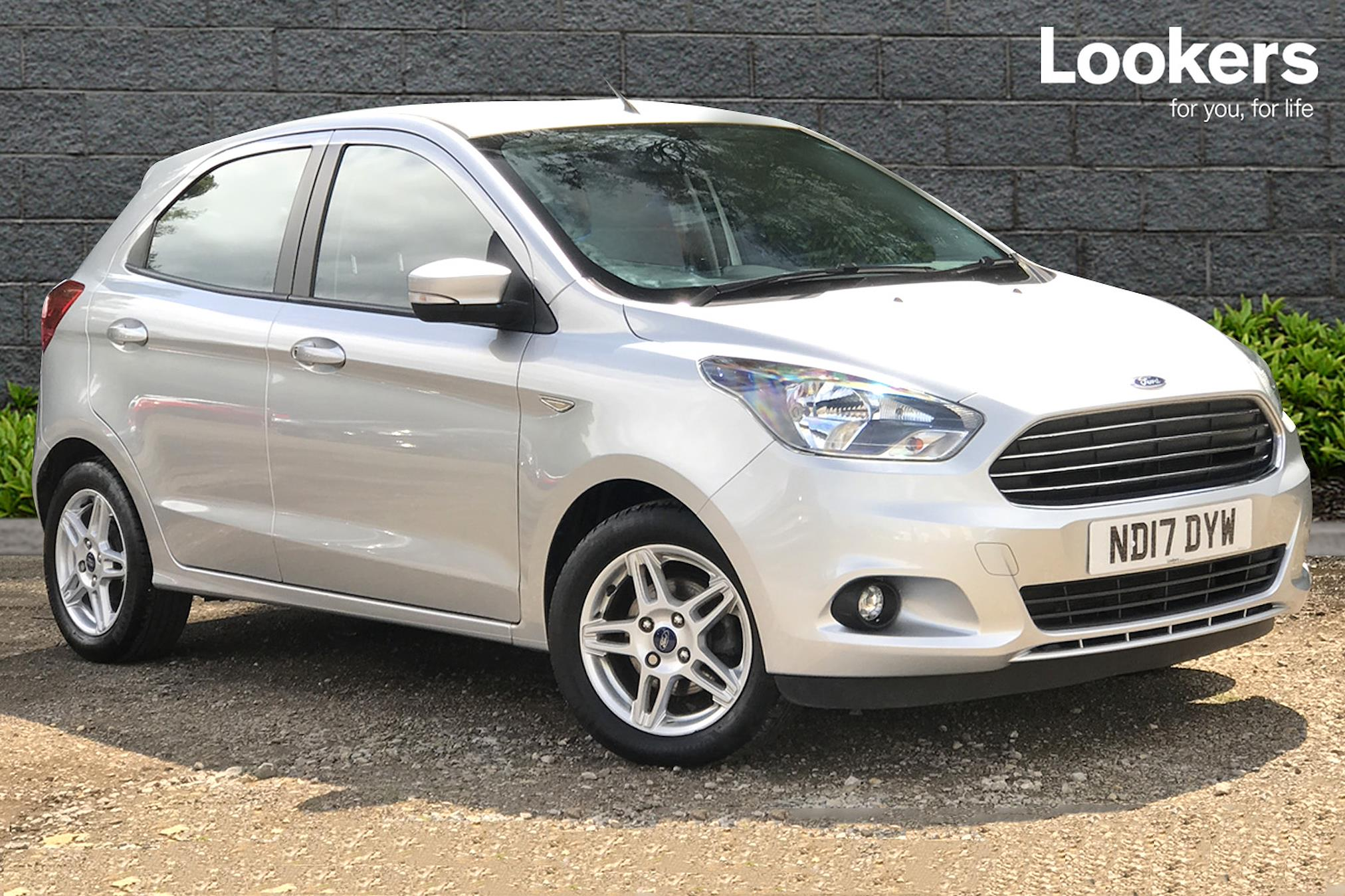 67f44aa54 Used KA+ FORD 1.2 85 Zetec 5Dr 2016   Lookers