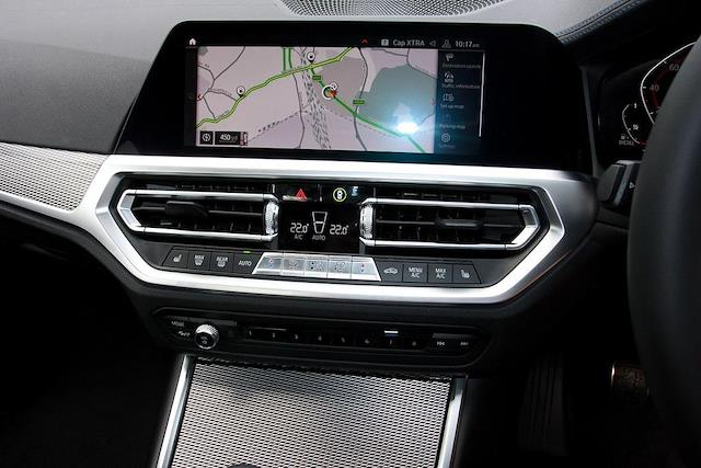 Dealer New 3 SERIES BMW 320D M Sport Saloon 2019 | Lookers