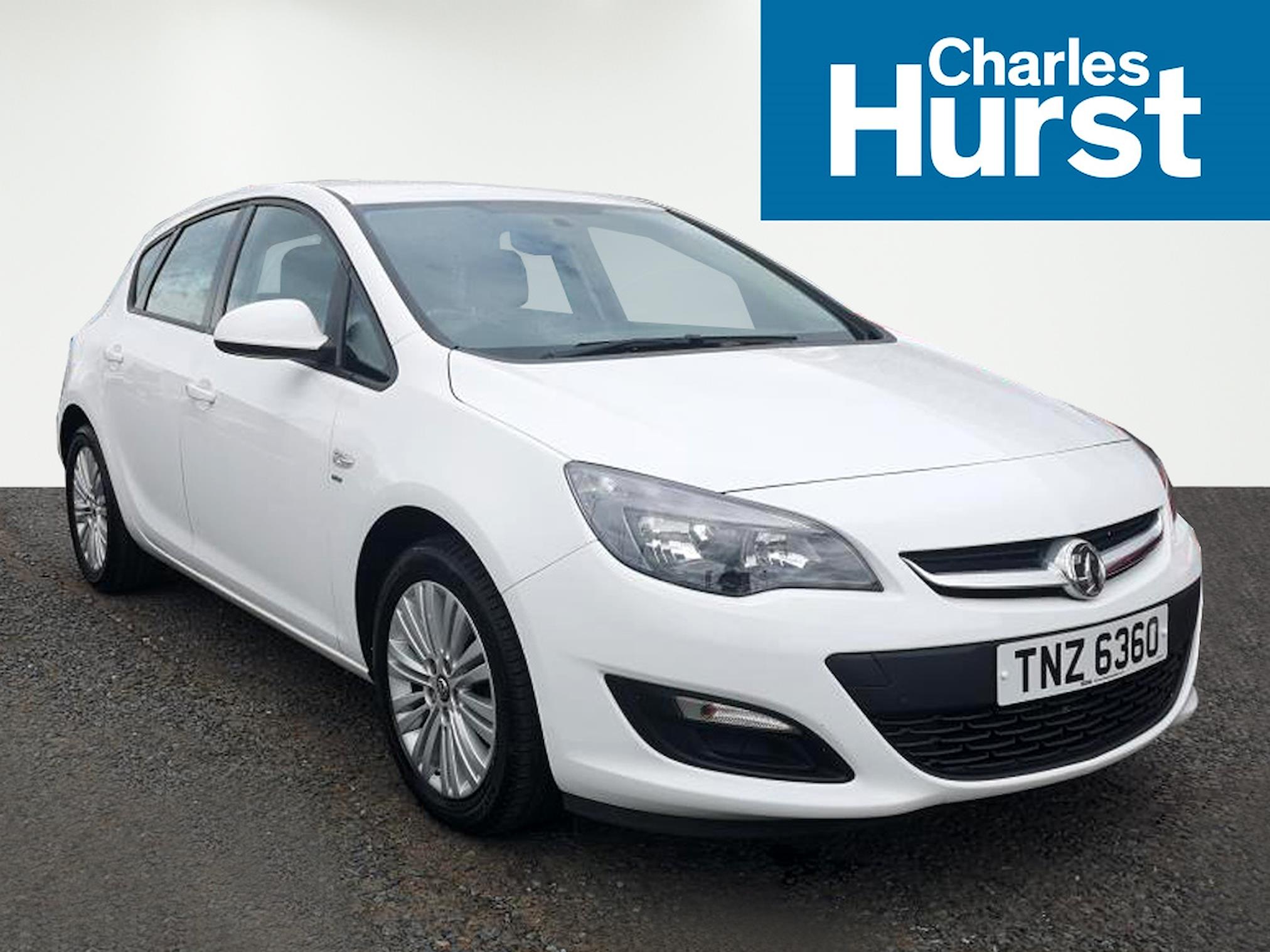 28959e5b4c6 Used ASTRA VAUXHALL 1.7 Cdti 16V Ecoflex Energy 5Dr 2014 | Lookers