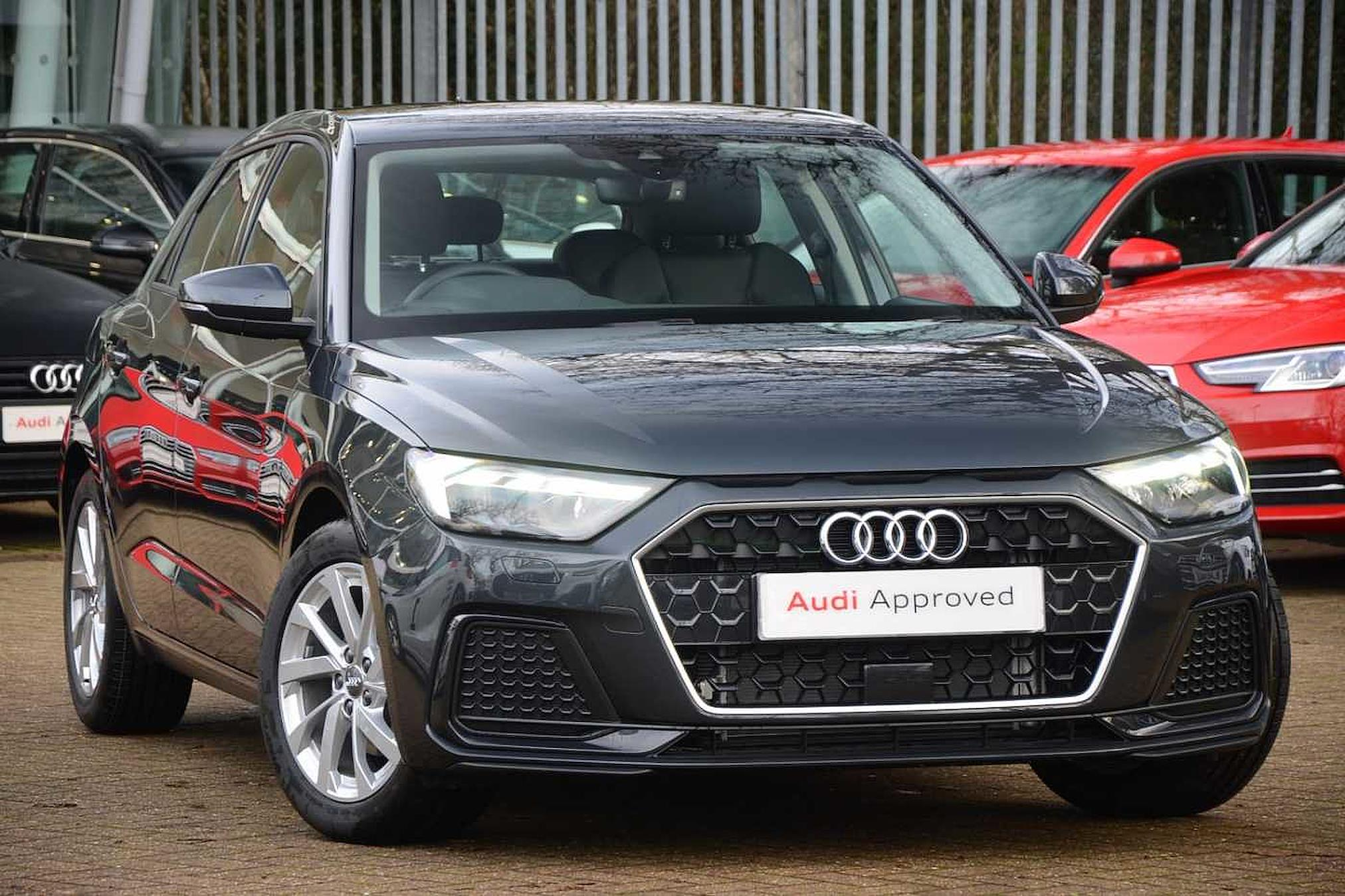 Nearly New A1 Audi 30 Tfsi Sport 5dr 2020 Lookers