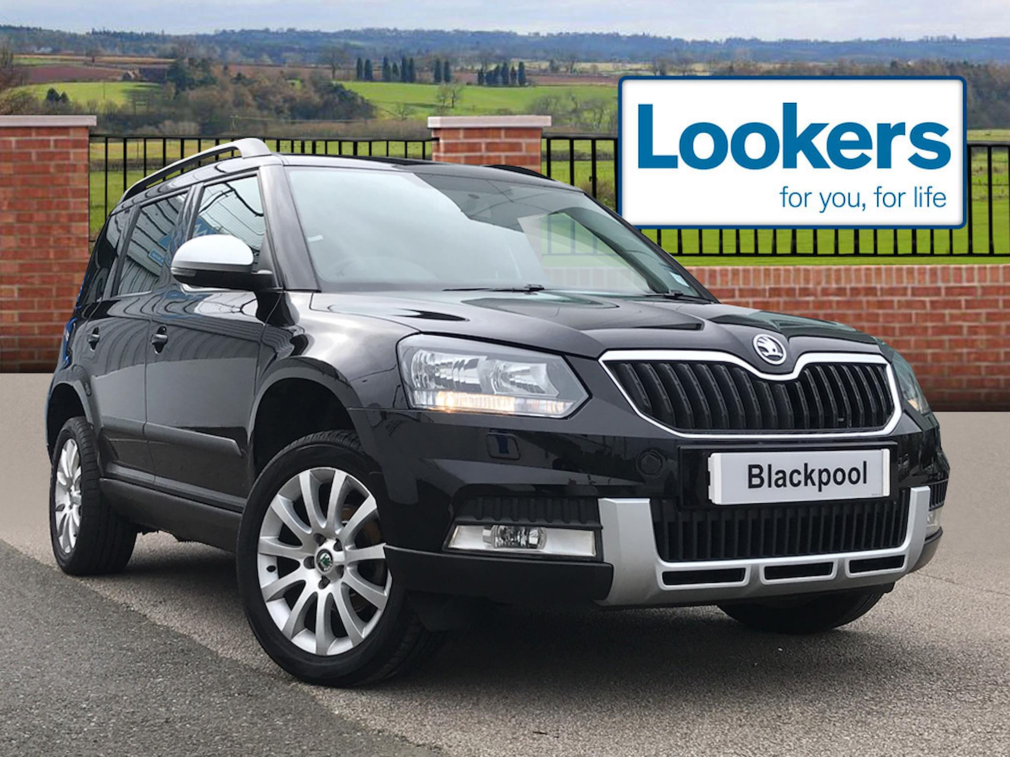 Used YETI OUTDOOR SKODA 1 2 Tsi [110] Se 5Dr Dsg 2017 | Lookers