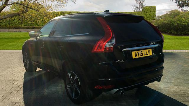 Used XC60 VOLVO D4 [181] R Design 5Dr Geartronic 2015 | Lookers