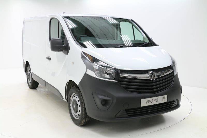 e6607f1f2e Dealer New VIVARO VAUXHALL 2700 1.6Cdti 95Ps H1 Van 2019
