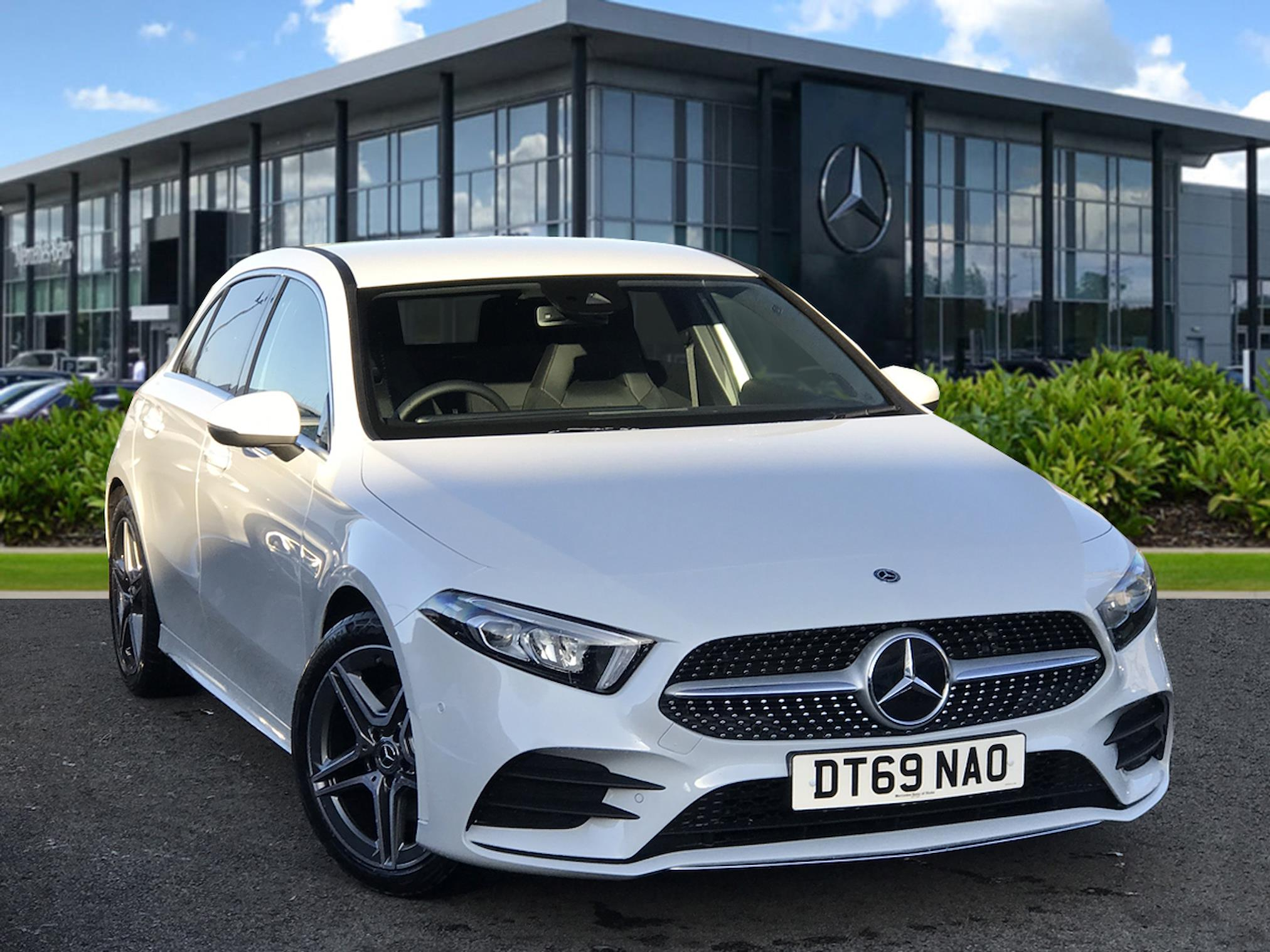 Audi Hire Purchase >> Nearly New A CLASS MERCEDES-BENZ A200 AMG Line Executive ...