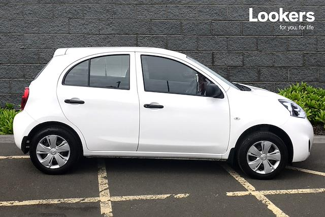 Used MICRA NISSAN 1 2 Visia 5Dr 2016 | Lookers