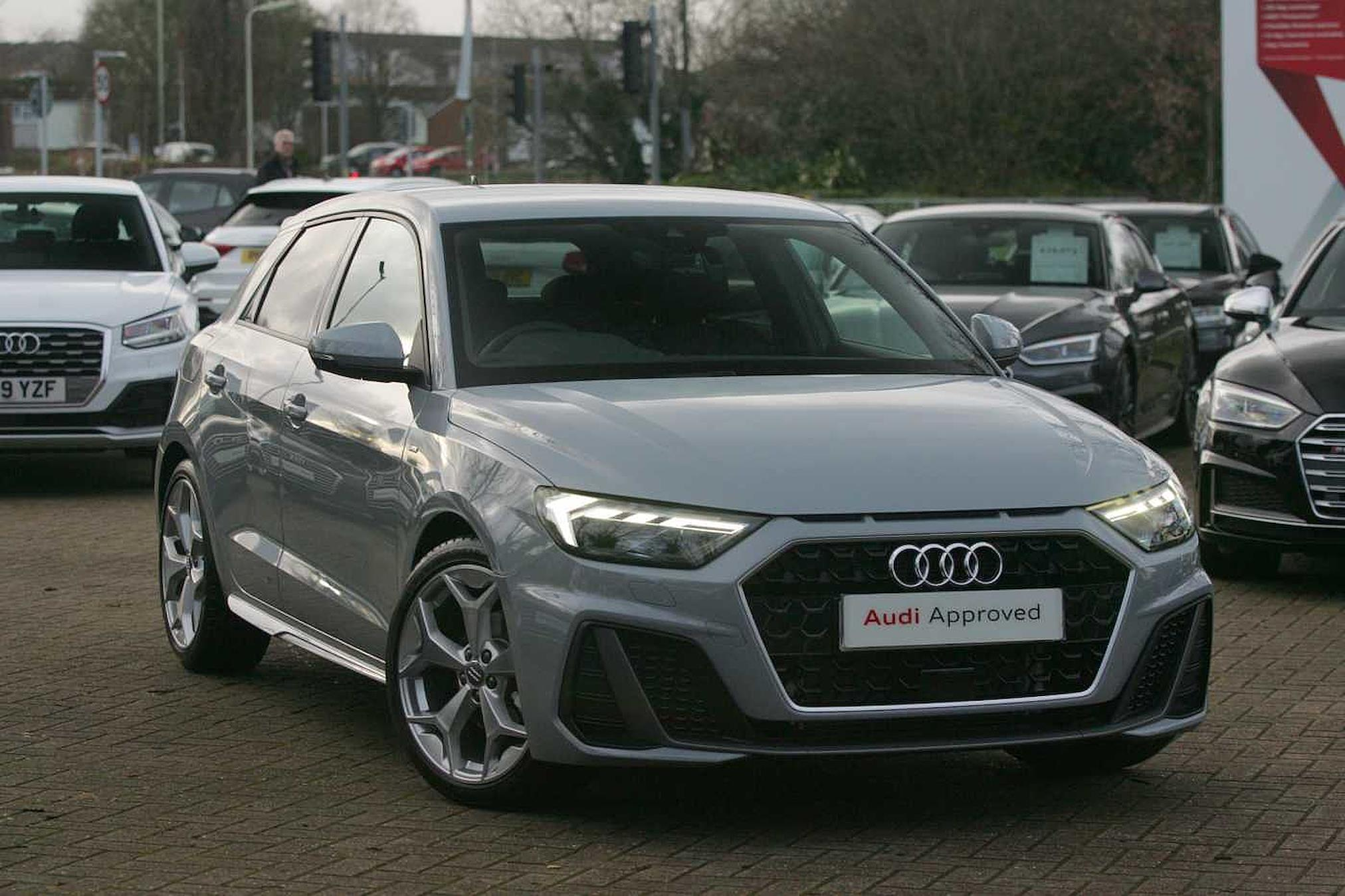 Nearly New A1 Audi 30 Tfsi S Line 5dr S Tronic 2019 Lookers