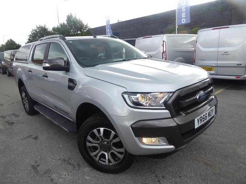 Used RANGER FORD Pick Up Double Cab Wildtrak 3 2 Tdci 200 2016 | Lookers