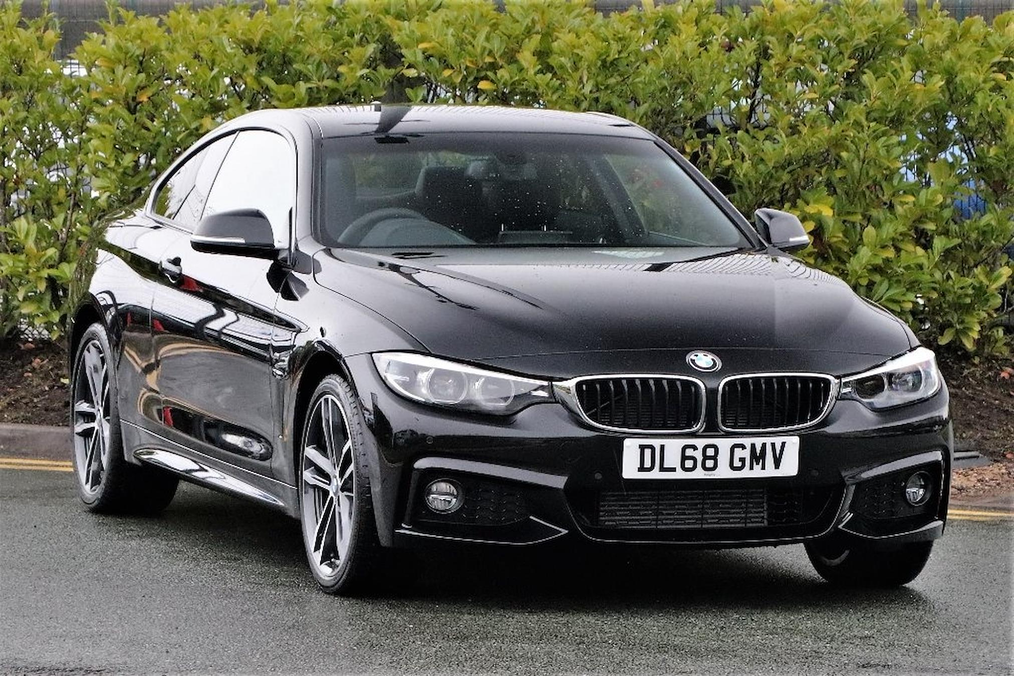 Nearly New 4 SERIES BMW 420D Xdrive M Sport Coupe 2019 | Lookers