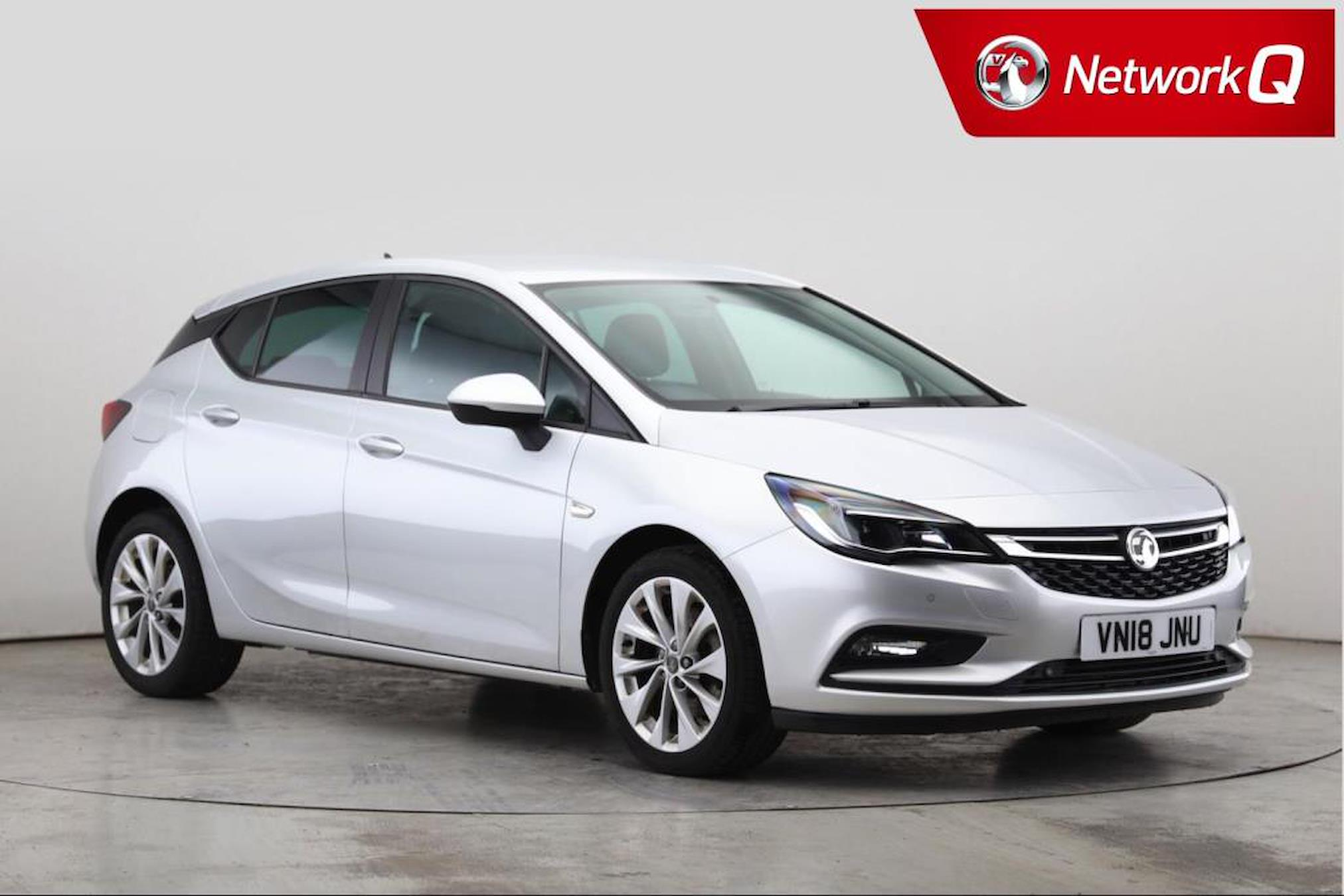 Used Astra Vauxhall 1 6 Cdti 16v 136 Tech Line Nav 5dr 2018 Lookers