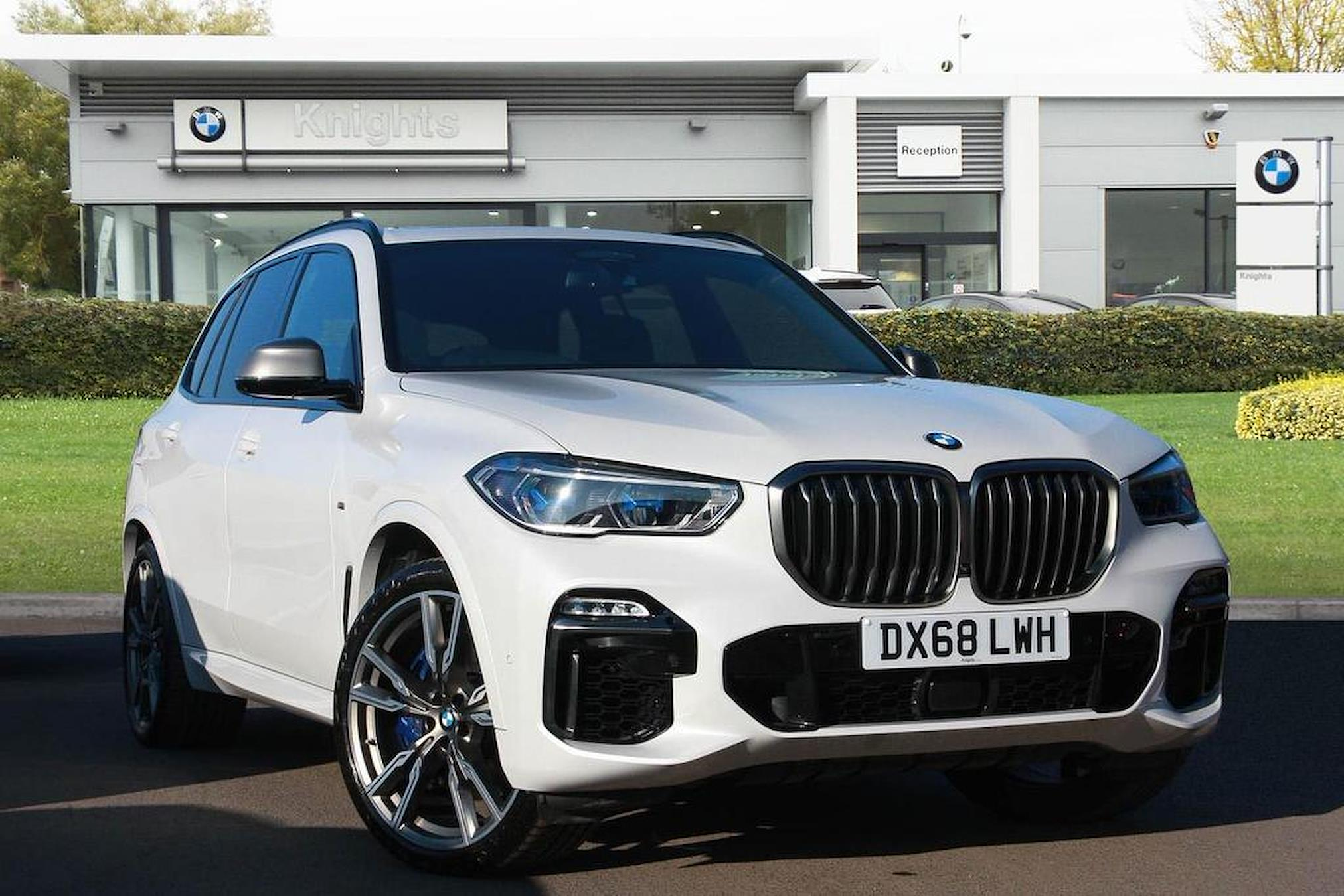 Nearly New X5 BMW G05 X5 M50D B57 3 0D 2018 | Lookers