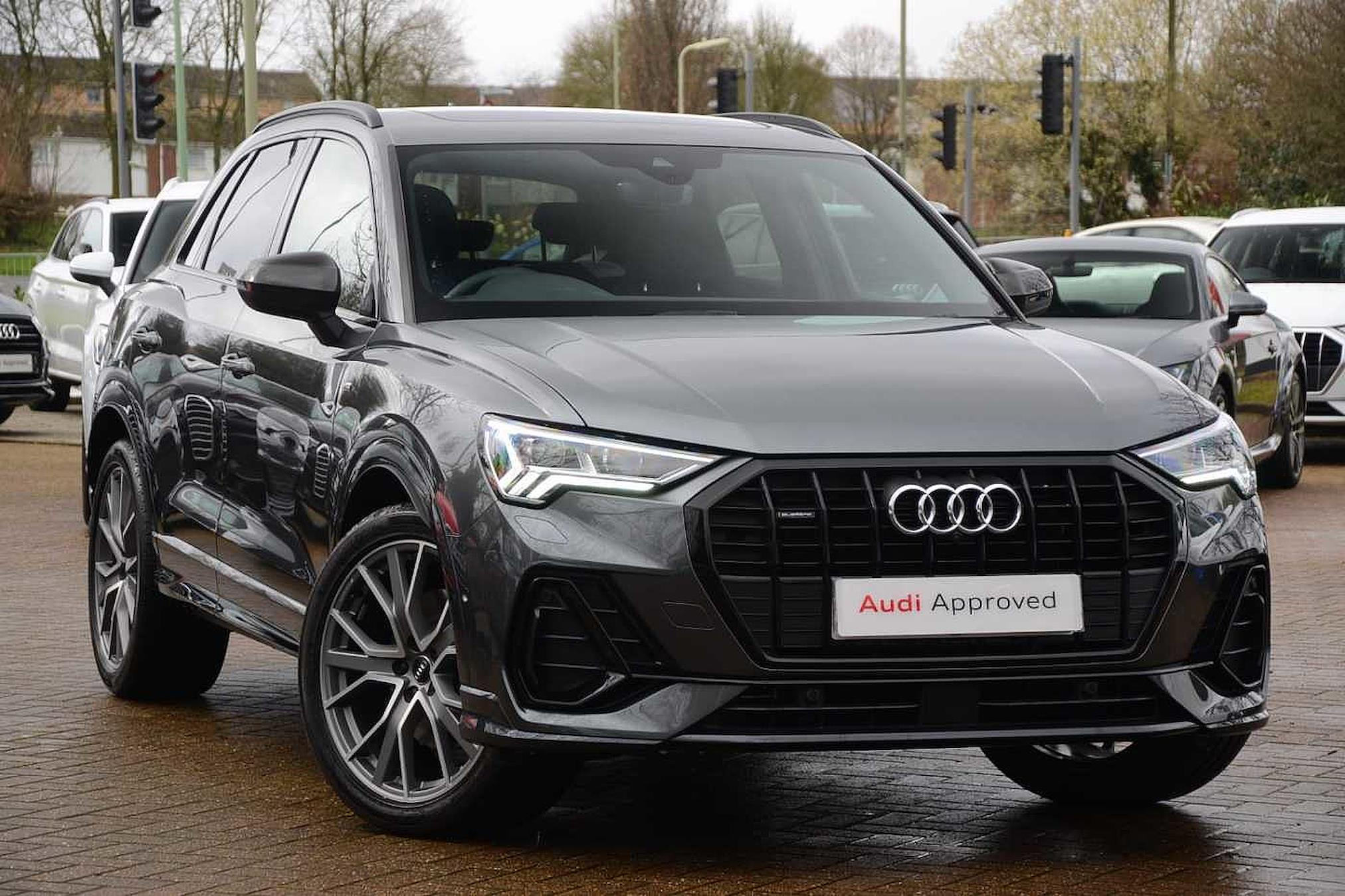 Nearly New Q3 Audi 45 Tfsi Quattro Vorsprung 5dr S Tronic 2020 Lookers
