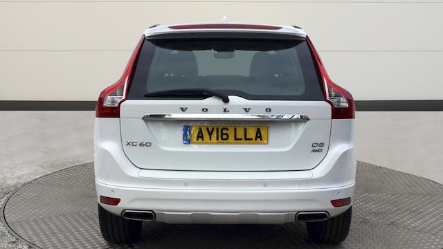 Used XC60 VOLVO D5 [220] Se Lux Nav 5Dr Awd 2016 | Lookers
