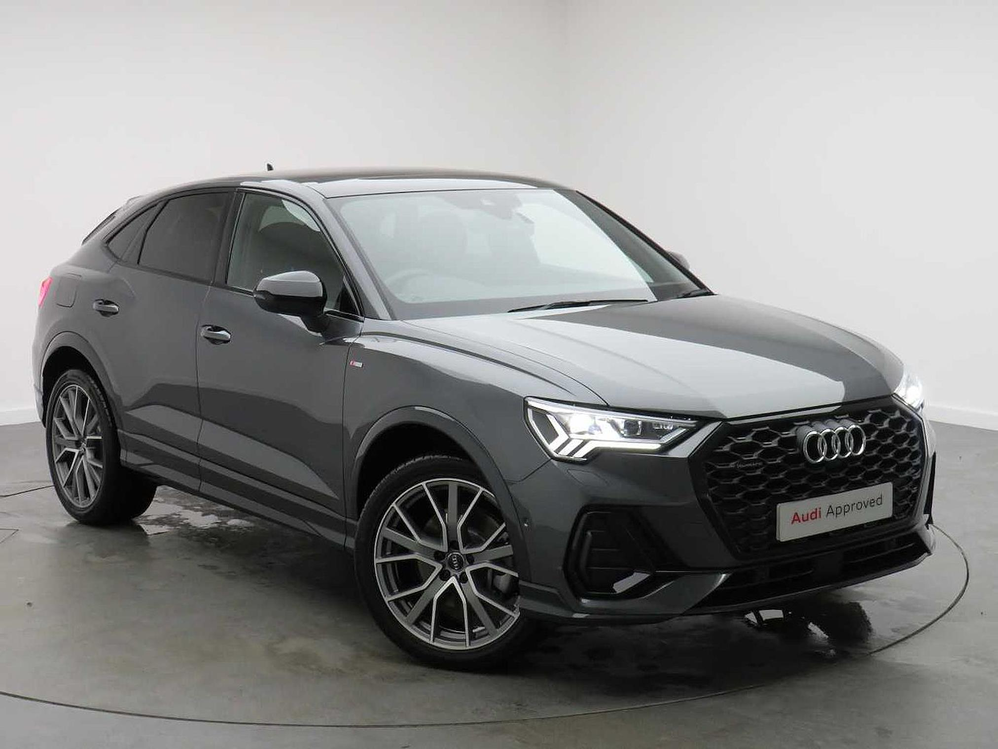 Nearly New Q3 Audi 45 Tfsi Quattro S Line 5dr S Tronic 2019 Lookers