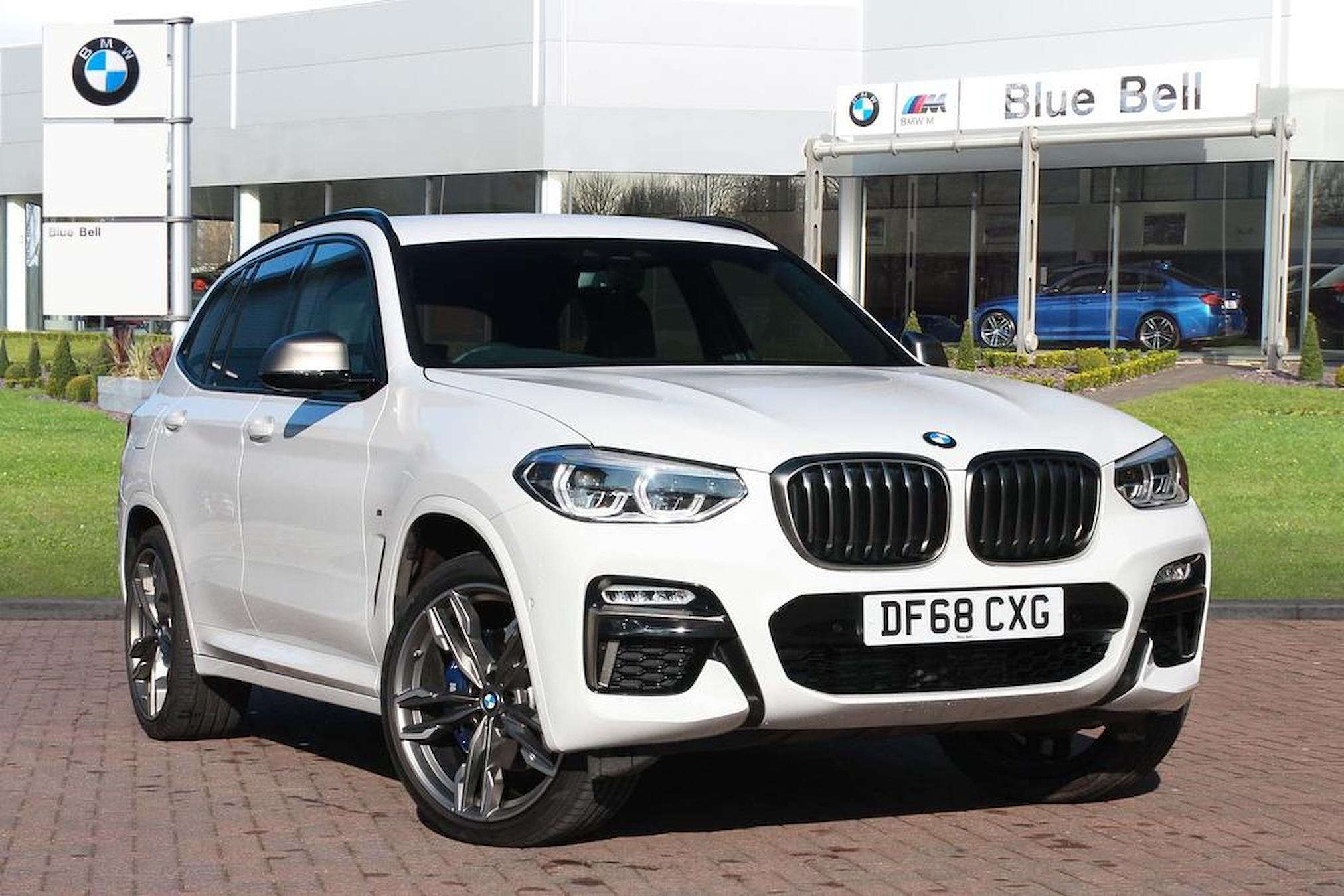 Nearly New X3 BMW X3 M40D 2019 | Lookers