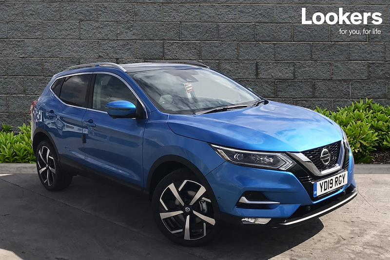 Nearly New Qashqai Nissan 1 5 Dci 115 Tekna 5dr Dct 2019 Lookers