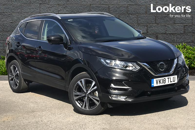 Used QASHQAI NISSAN 1 5 Dci N-Connecta (Glass Roof Pack) 5Dr