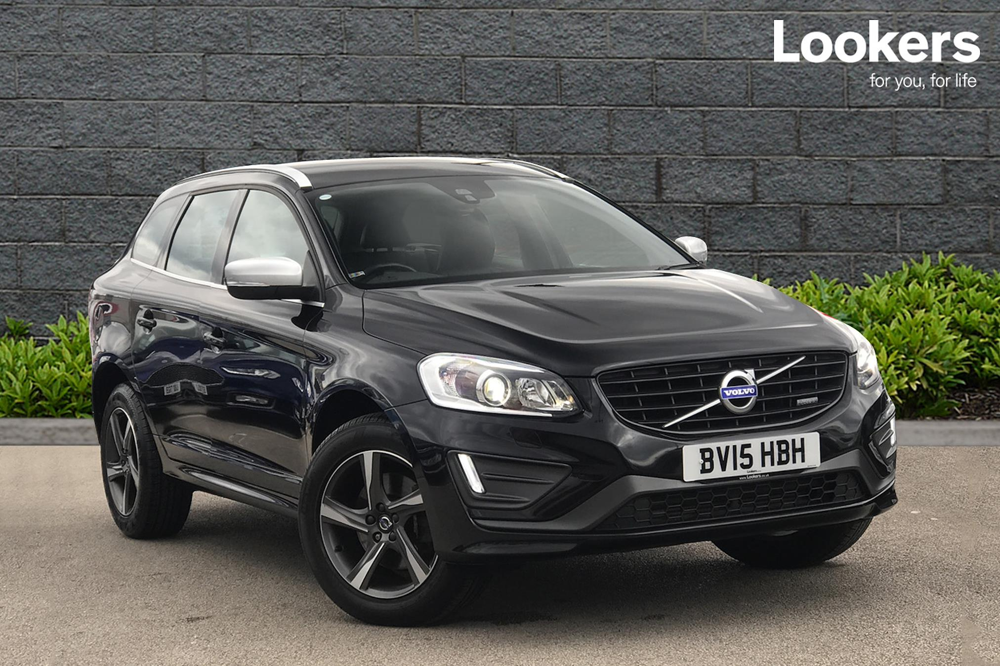 Used XC60 VOLVO D4 [181] R Design Lux Nav 5Dr 2015 | Lookers