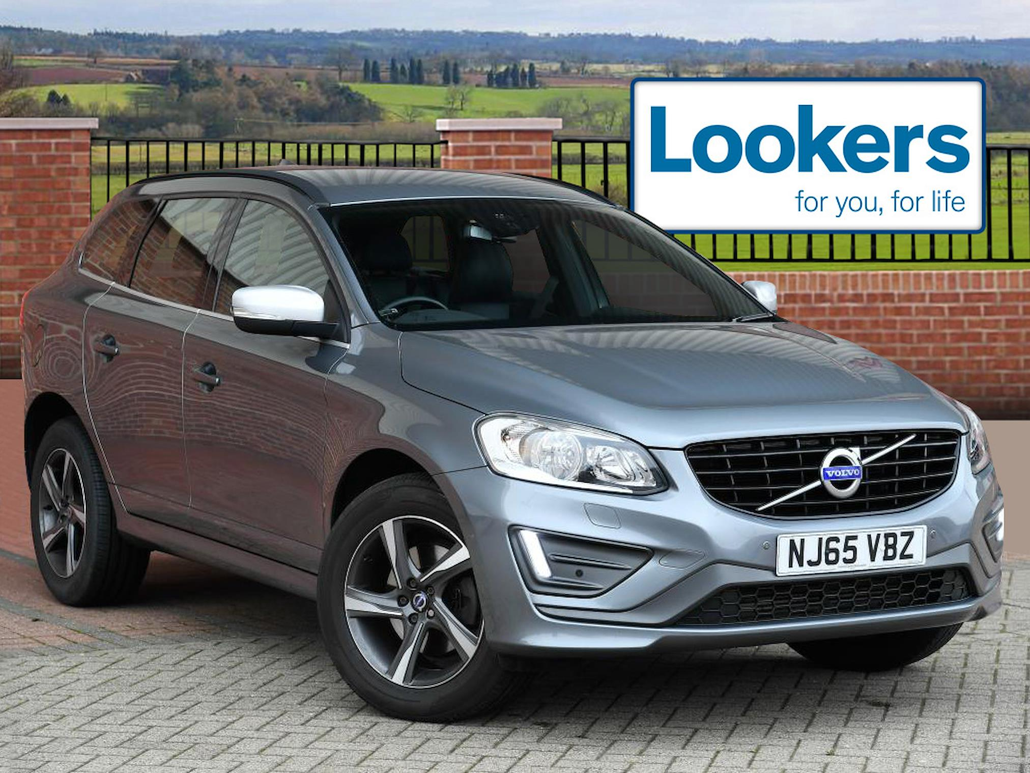 Used XC60 VOLVO D4 [190] R Design 5Dr 2016 | Lookers
