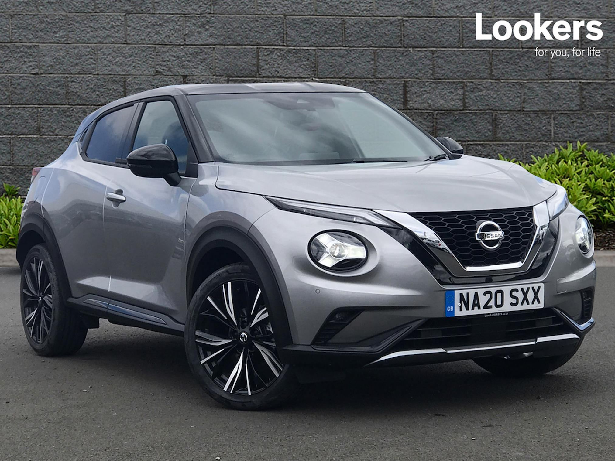 Nearly New Juke Nissan 1 0 Dig T Tekna 5dr 2020 Lookers