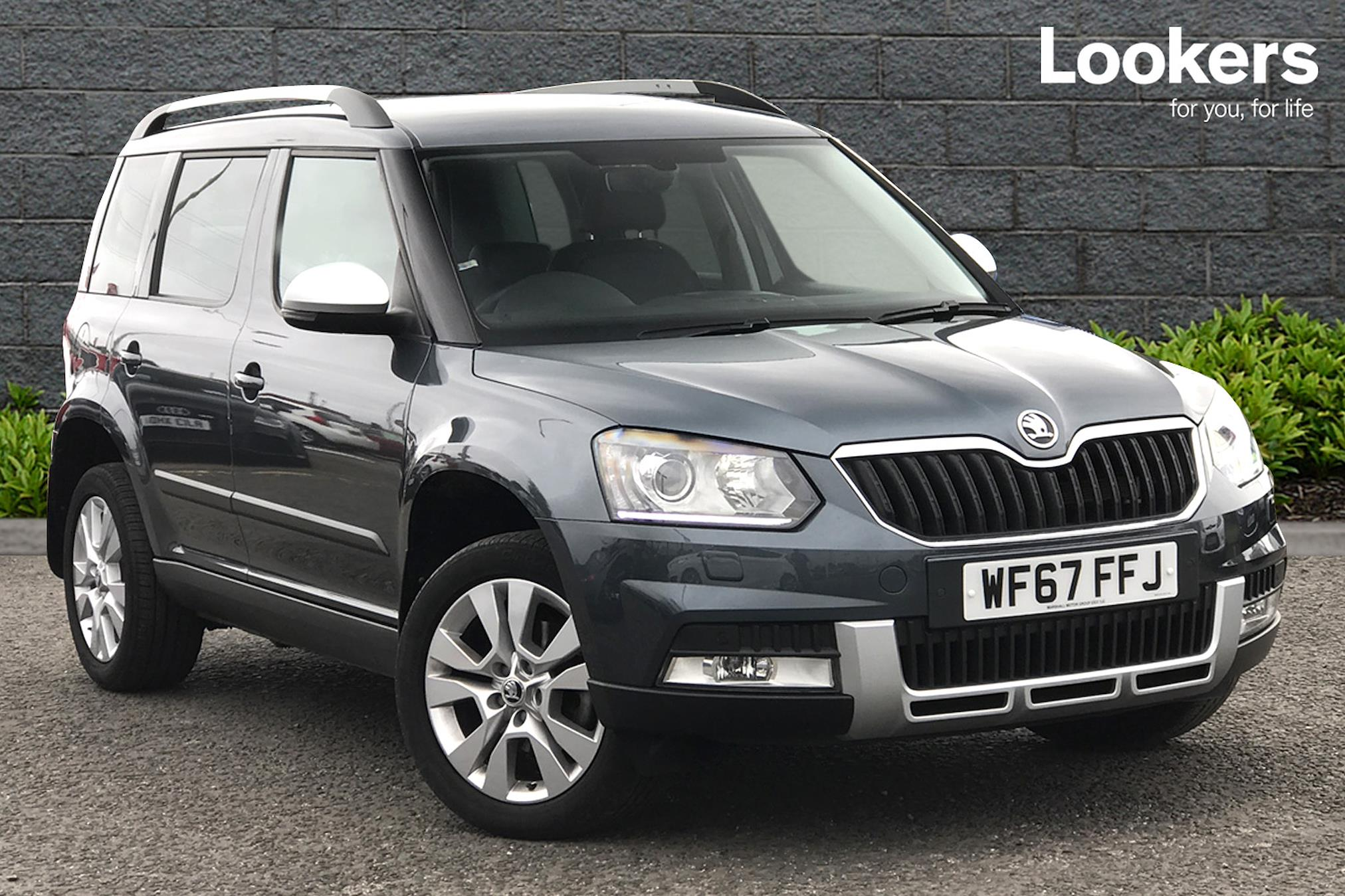Used YETI OUTDOOR SKODA 2 0 Tdi Cr [150] Se L Drive 4X4 5Dr