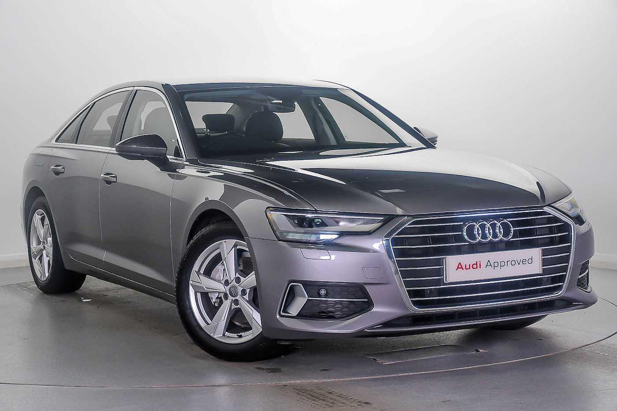 Kekurangan Audi A6 Sport Review