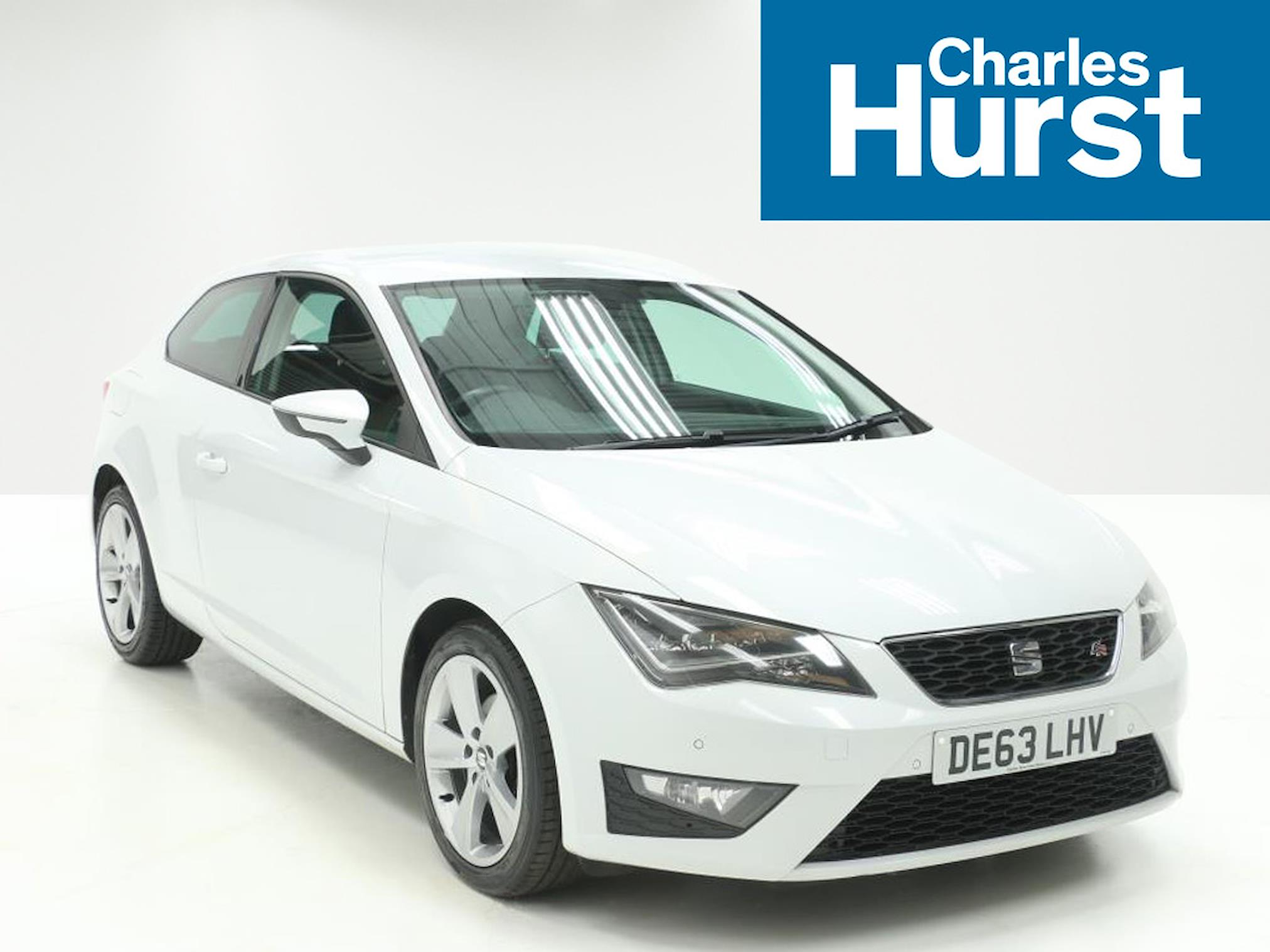 Used LEON SEAT 1 4 Tsi Fr 5Dr [Technology Pack] 2014 | Lookers
