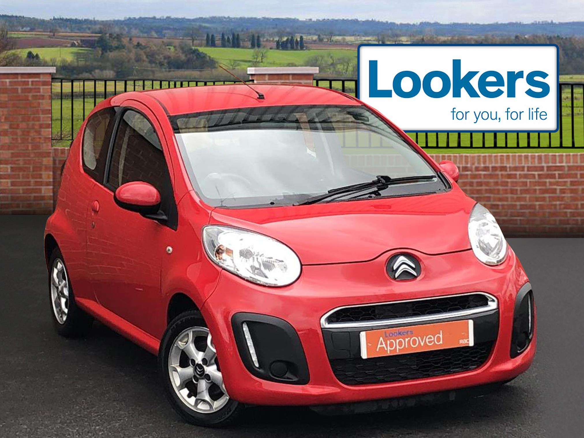 Used C1 CITROEN 1 0I Edition 3Dr 2013 | Lookers