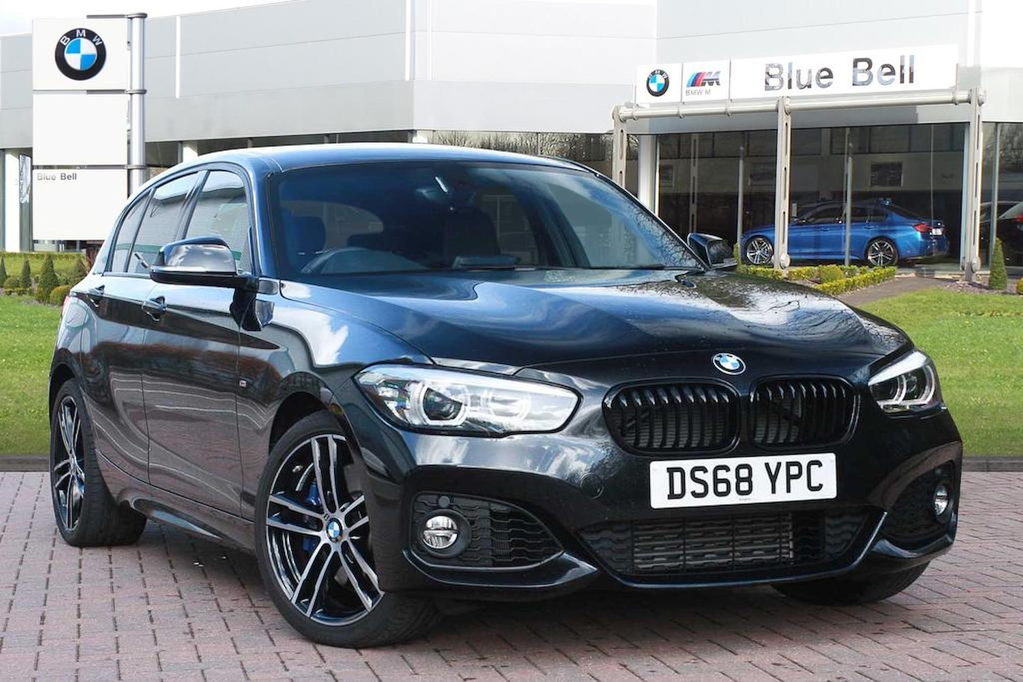Nearly New 1 Series Bmw 118i M Sport Shadow Edition 5 Door