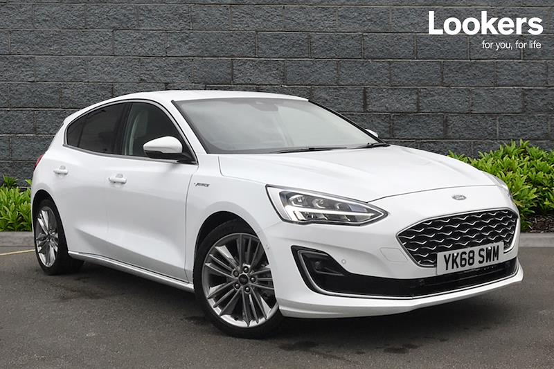 Nearly New Focus Vignale Ford 1 0 Ecoboost 125 5dr 2019 Lookers