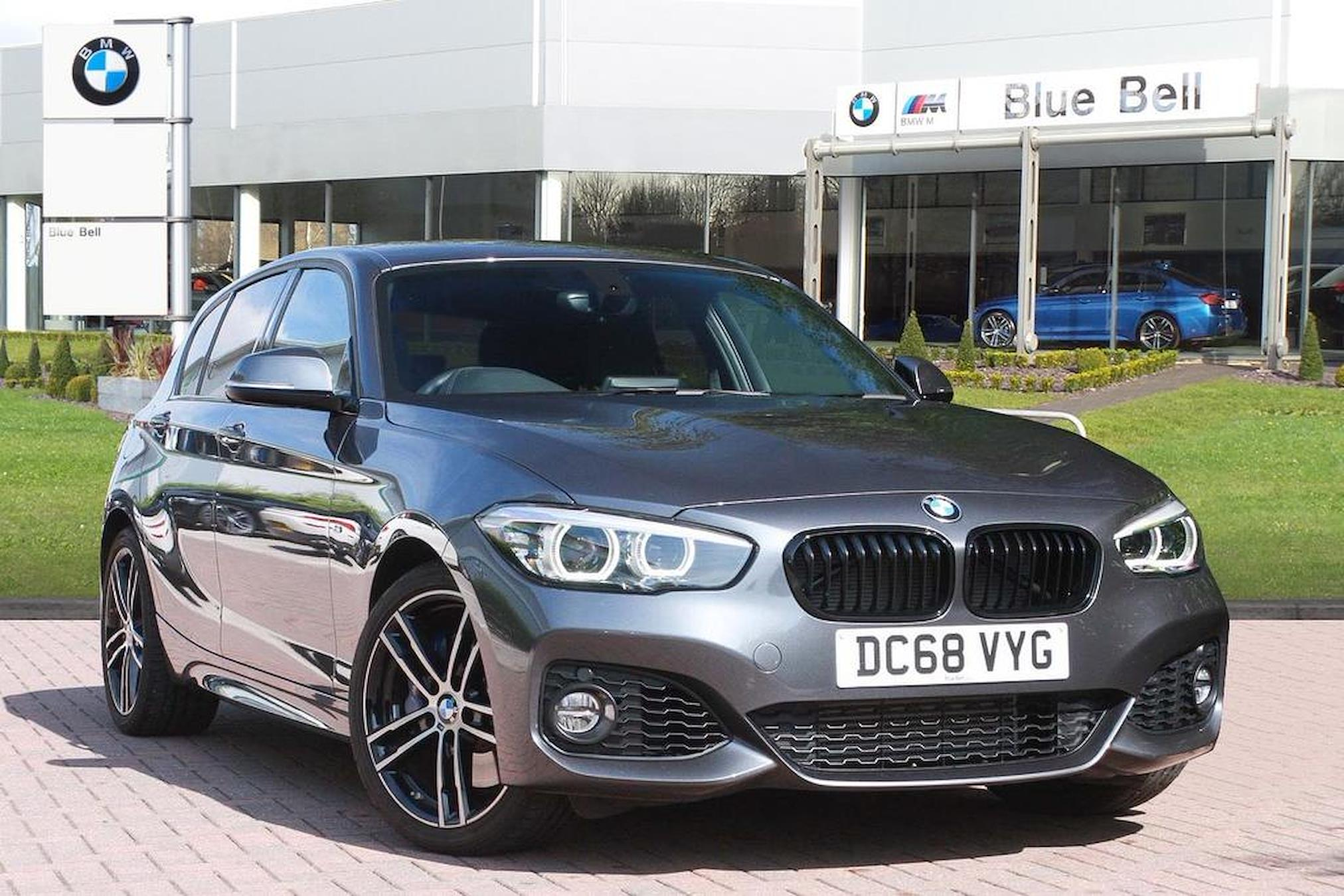 Nearly New 1 Series Bmw 118i M Sport Shadow Edition 5 Door 2019 Lookers