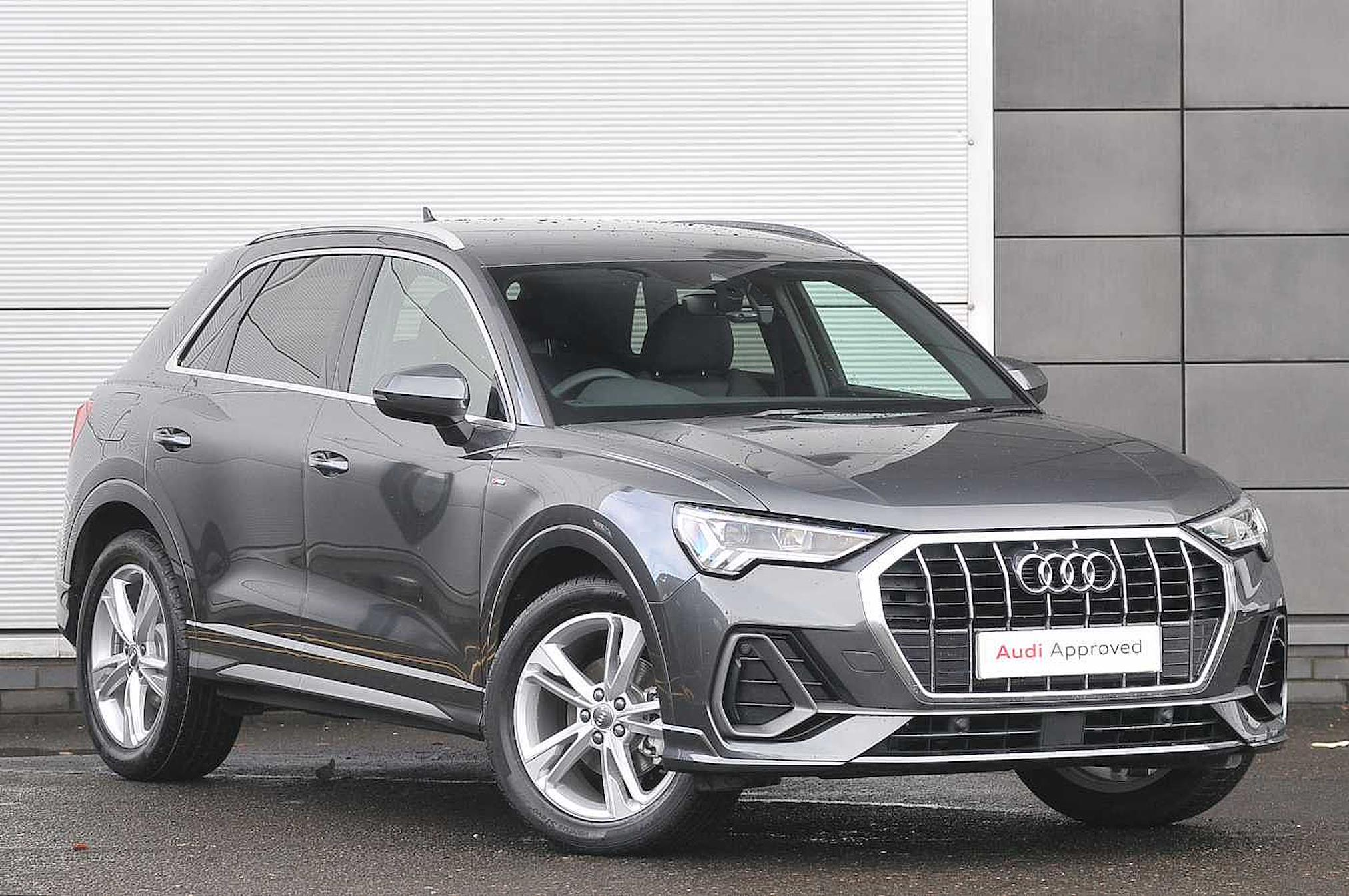 Nearly New Q3 Audi 35 Tfsi S Line 5dr 2020 Lookers