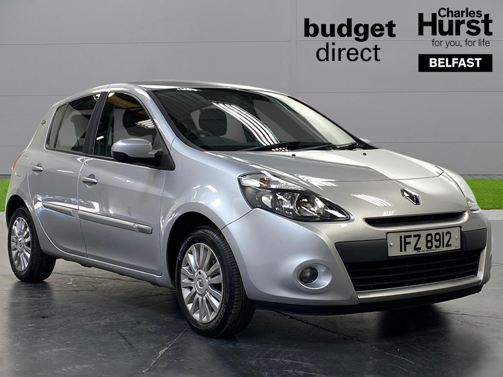 Used Clio Renault 1 2 16v I Music 5dr 2009 Lookers
