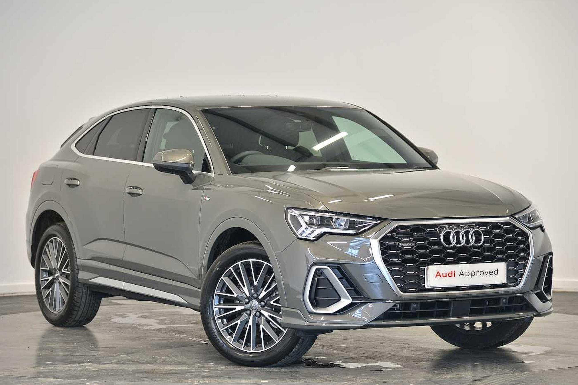 Nearly New Q3 Audi 45 Tfsi Quattro S Line 5dr S Tronic 2020 Lookers